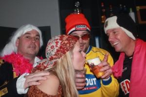 Frietenbal - Carnaval bij DESK