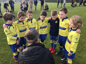 Kickoff trainers en leiders jeugd